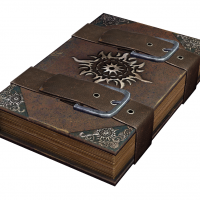 Wizard's Spell Book