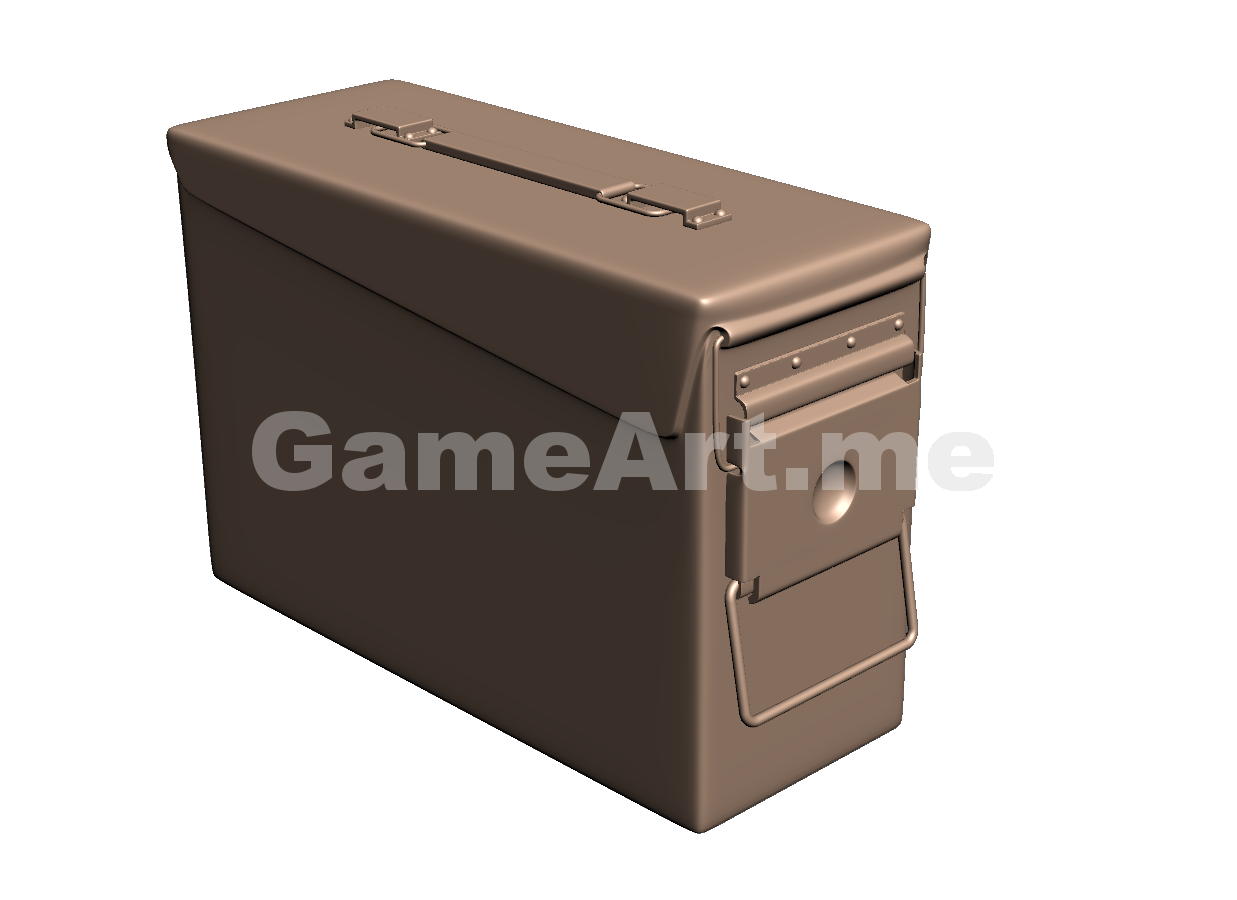 Ammunition Box | GameArt.me